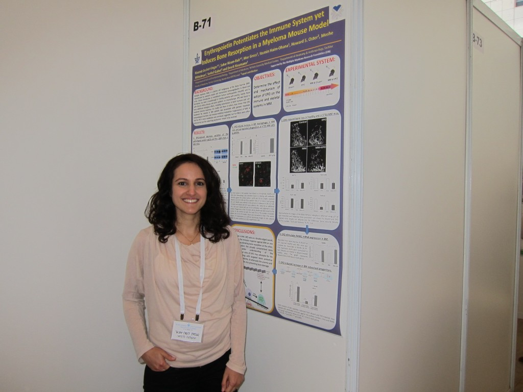 Naamit's poster Research fair 2014